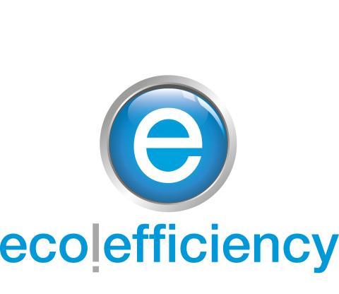 Eco!efficiency logo
