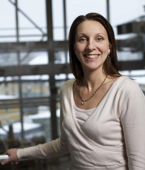 Anna Wiberg, Innventia