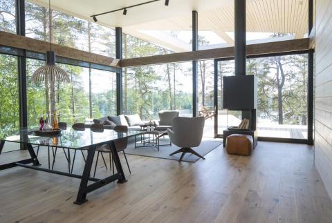 Asumisen kestäviä ratkaisuja Mikkelissä