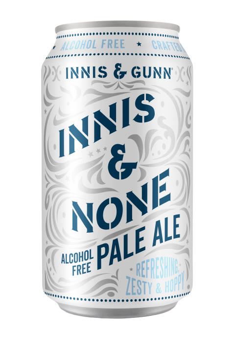 Innis & None - Alcohol Free
