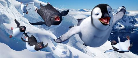 HAPPY FEET - Oscarbelønnet animation for hele familien.