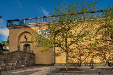 Förändringar kring kommande utställningar på Göteborgs Konsthall