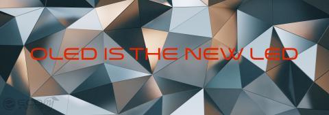 OLED is the new LED! OLED Generation-2 är här...