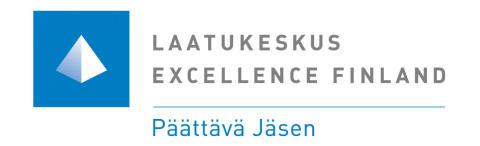 Ramirent Finland Oy laatukeskuksen päättäväksi jäseneksi.