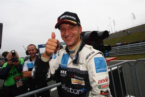 Polestar Cyan Racing avslöjar förare till STCC 2016