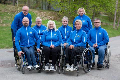 Kandidater och ledare för curling från rådande kandidatlista