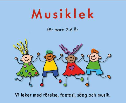 Kulturskolan Garnalia bjuder in till musiklek för barn