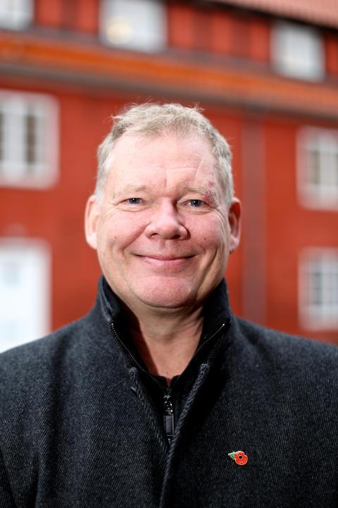 Finn Winkler invald i styrelsen för Military Work Danmark