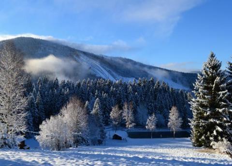 Vind en vinterferie i Skiområdet Harrachov i Tjekkiet!