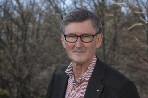 Carl-Anders Helander, VD Kungliga skogs- och lantbruksakademin
