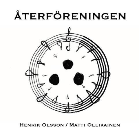 Tillfällig mötesplats för byrackor: Matti Ollikainen & Henrik Olsson – Återföreningen