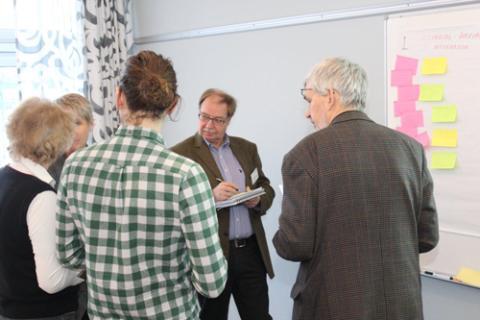 Idéworkshop - utveckling av Campus Johanneberg