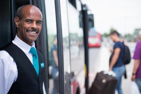 Fokus på ett hållbart resultat ligger bakom kundnöjdhetsrekordet på Arrivas bussar i västerort