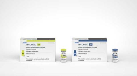 Första onkolytiska immunterapin mot malignt melanom – nu godkänd i Europa