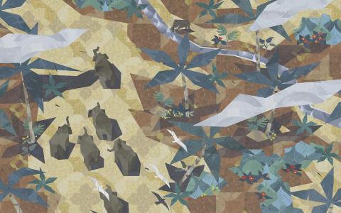 Yarny, Medusa och en elefant – hantverket bakom svensk speldesign