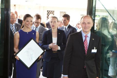 Kunglig coachning i skillnader mellan tysk och svensk affärskultur 3