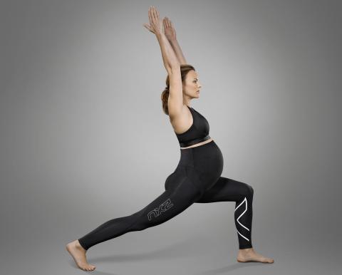 Nyhet: 2XU lanserer nå en compression tights for gravide