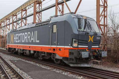 Hector Rail beställer 15 lok från Siemens