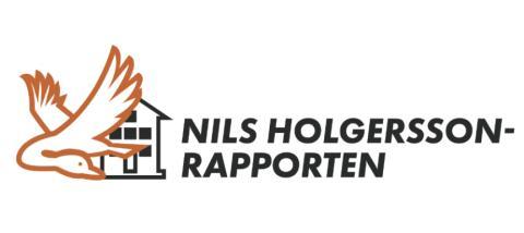 Nils Holgersson-rapporten logga