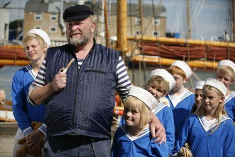 Til havs med Lille-Per