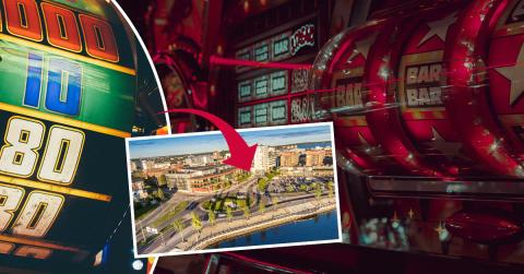Klart - då öppnar Luleås nya casino!