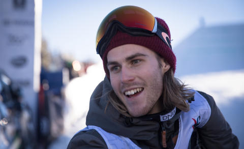 Ståle Sandbech tok andreplass i Dew Tour. Foto: Glenn C. Pettersen / Snowboardforbundet