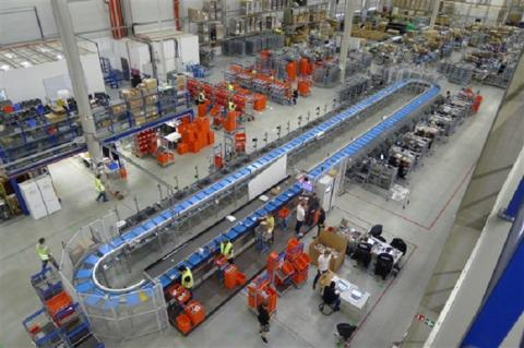 Automated Material Handling Equipment Market 2019 Key Trends and Business Opportunities By Product, System Type, Function and Industry Verticals