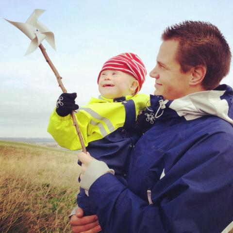 Anmäl dig till Svenska Downföreningens Babyläger våren  2017!