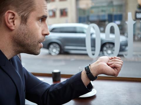 Framtiden är här – Volvo Cars och Microsoft gör det möjligt att prata med bilar