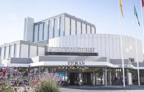 Till Helsingborgs stadsteater söker vi nu en Teaterchef