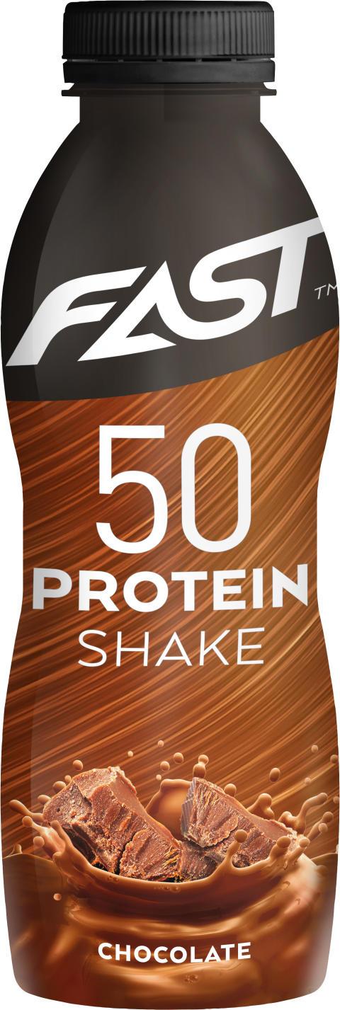 Proteinshake - Choklad 500ml