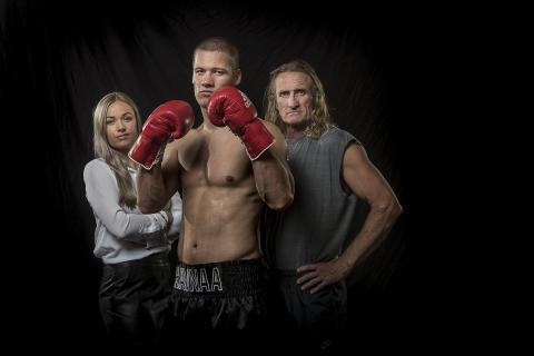 Team Havnaa - Tonje Havnaa, Kai Robin Havnaa, Erling Havnaa 01