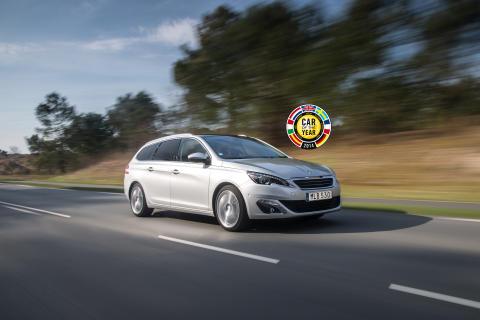 Stark global tillväxt och framgång för Peugeots nylanseringar 2014