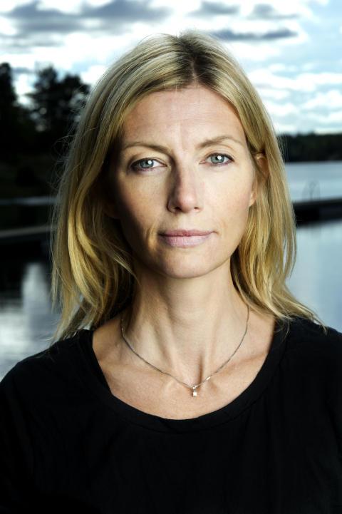 Sarah Sheppard tilldelas Carl von Linné-plaketten 2014