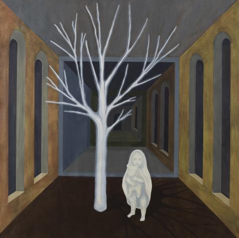 Utställning Roddarhuset: Marie Christine måleri