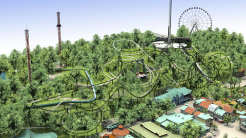 Liseberg launches a new Roller Coaster in 2014