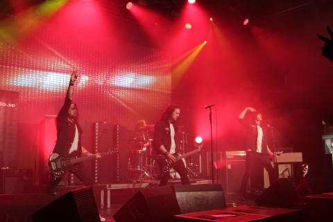 Livekarusellens vinnare 2014: Egonaut