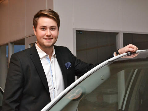 Stor pågang fra kunder som ønsker å bytte inn bilen sin før nyttår