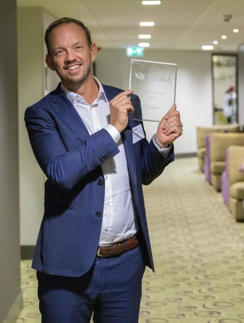 IT-konsultföretaget Exsitec återigen utsedda till Årets Visma Partner