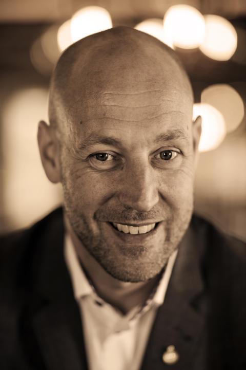 Anders Janson, Managing Director