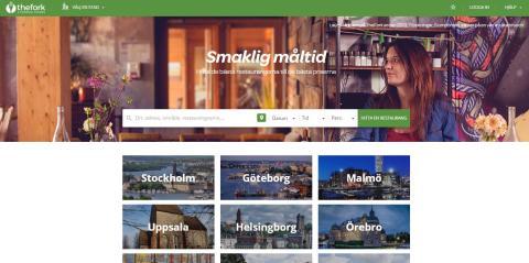 TheFork.se har fått en makeover!