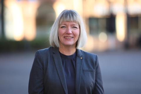 Anne Revland slutar som näringslivsdirektör