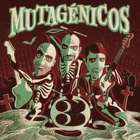 Spanish wine country garage trio mutates following bumper harvest of rock'n'roll