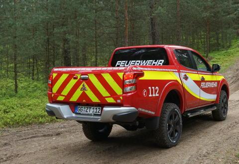 FLORIAN 2017 - Fachmesse für Feuerwehr, Zivil- und Katastrophenschutz