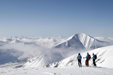 Frozen - möten om snö och klimat