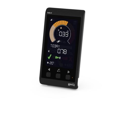 geo launches in-home display for the Netherlands to coincide with smart meter roll-out