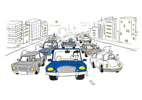 THE RIPPLE EFFECT OF DRIVERS' BEHAVIOURS ON THE ROAD - Invitation to a web seminar with Goodyear and London School of Economics