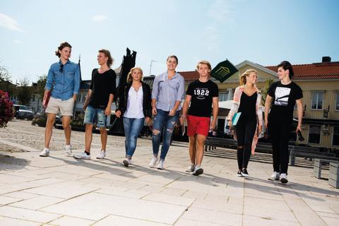 Kungsbacka kommuns gymnasieskolor är bland de bästa i landet