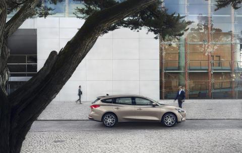 A vadonatúj Ford Focus maximális, 5 csillagos biztonsági besorolást kapott
