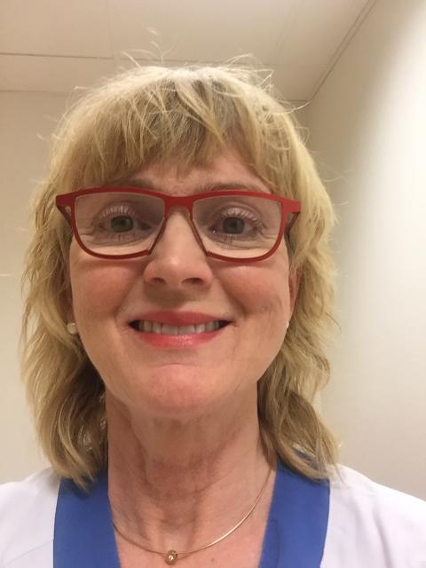 Agneta Norén, överläkare kirurgi (lever, gallvägar och bukspottkörtel), Akademiska sjukhuset